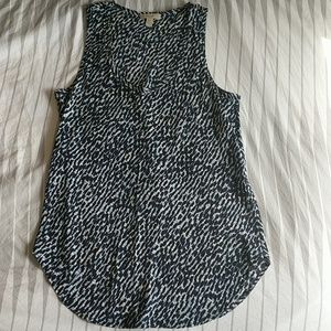 Burberry Brit Sleeveless Blouse
